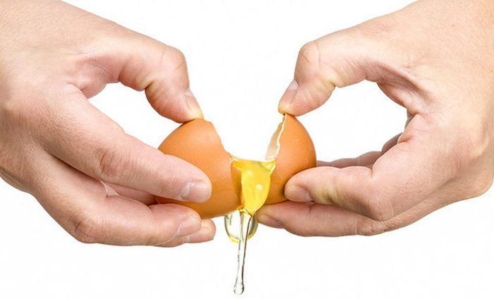 Don't be scared of Eggs Yolks!